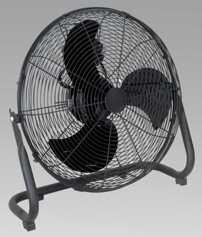 "Industrial High Velocity Fan 18"" 230V"