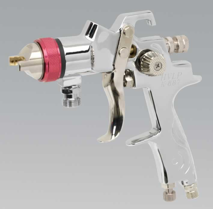 Spray Gun 1.7mm Set-Up for HVLP79/P