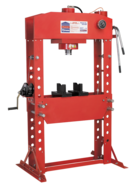 Hydraulic Press Premier 75tonne Floor Type