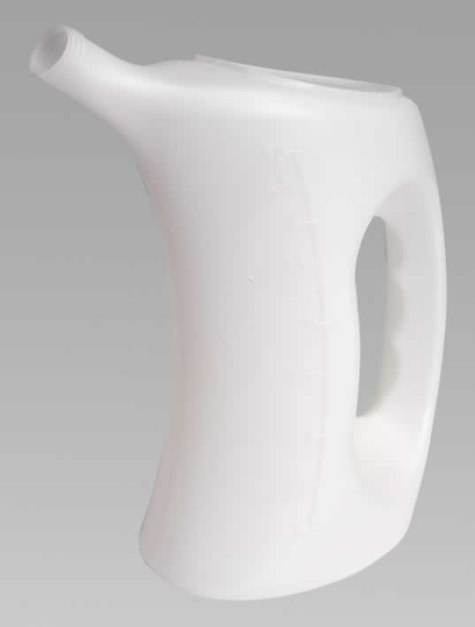 Measuring Jug with Rigid Spout 5ltr
