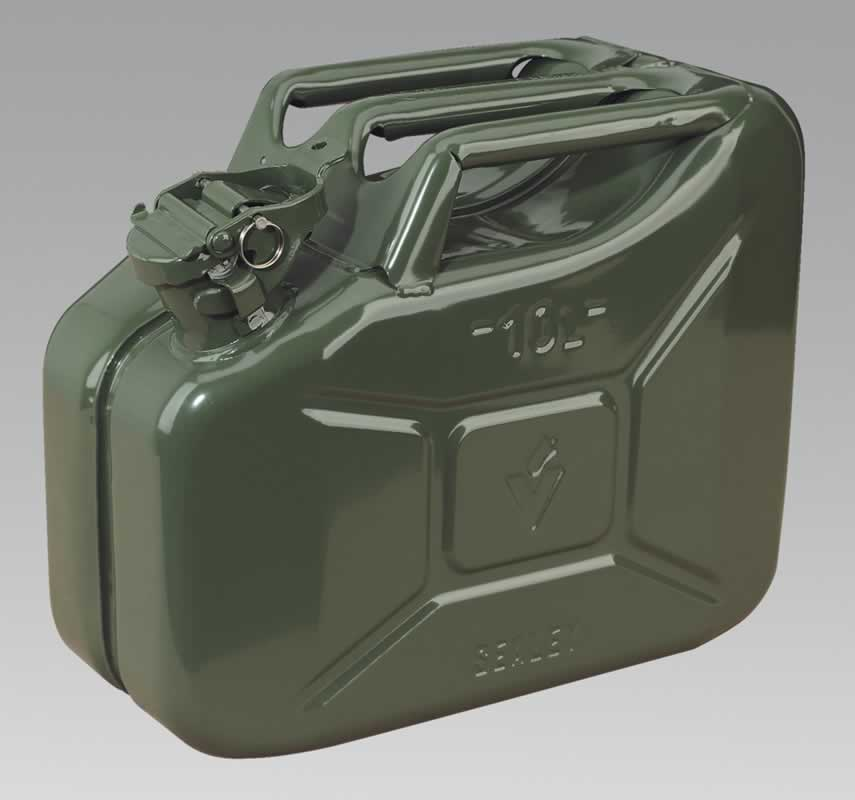 Jerry Can 10ltr - Green