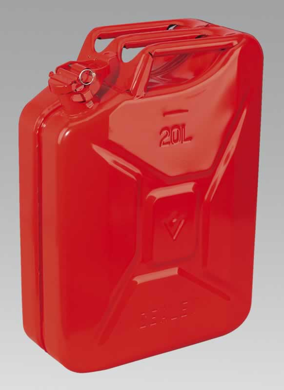 Jerry Can 20ltr - Red