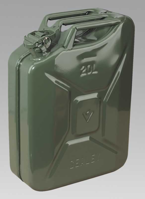 Jerry Can 20ltr - Green