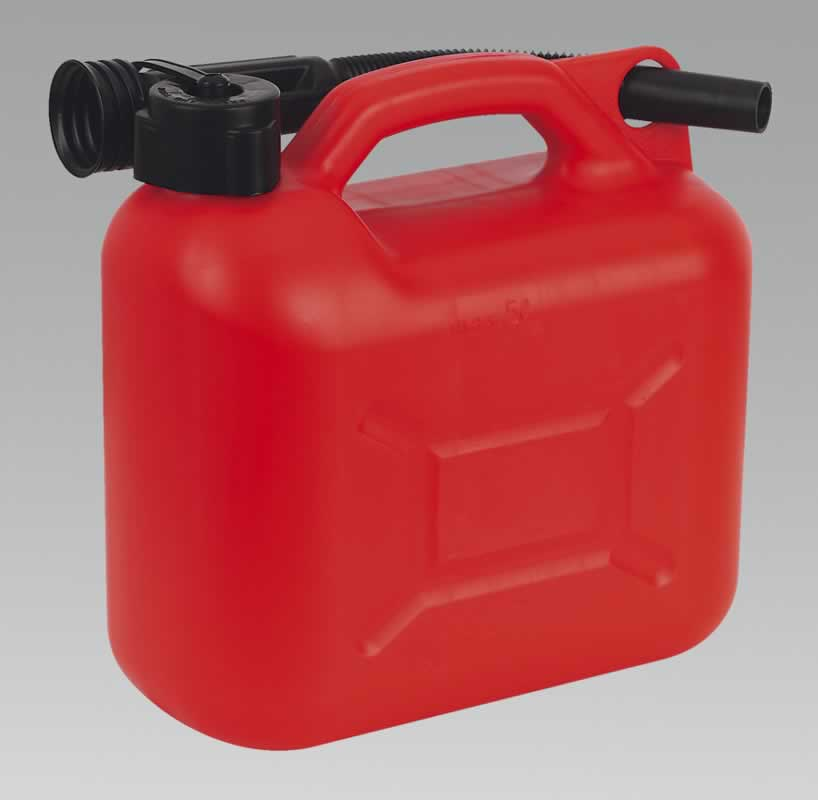 Fuel Can 5ltr - Red
