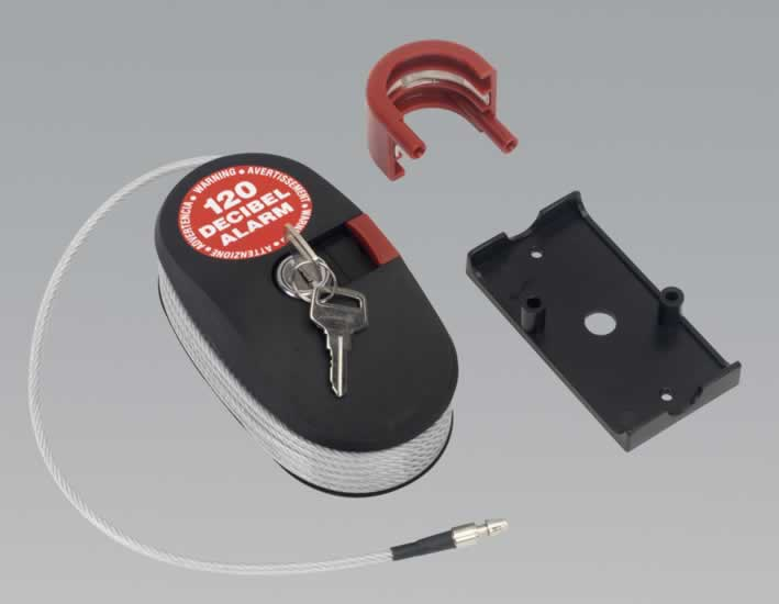 Lock Alarm System 2.4mtr Cable