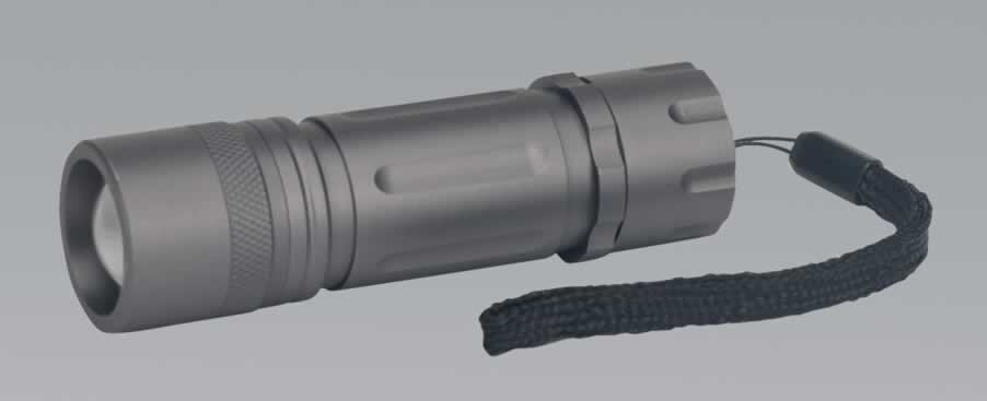 Aluminium CREE LED Torch 1Watt
