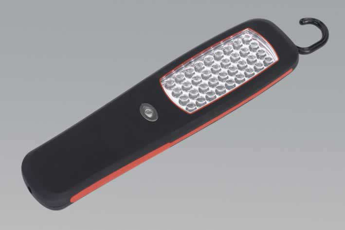 Cordless 36 LED Rechargeable Inspection Lamp Lithium-ion