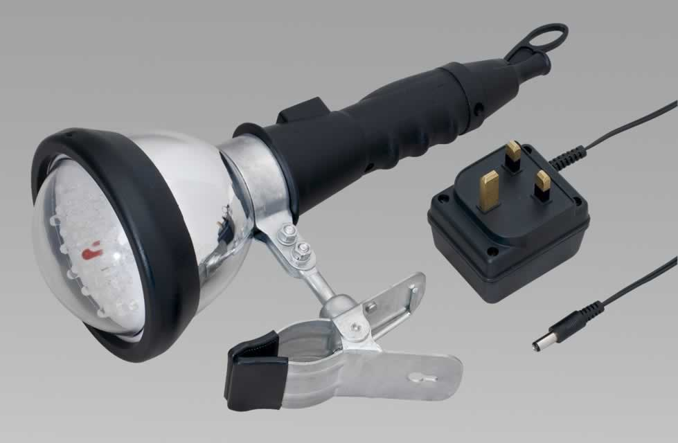 Cordless 28 LED Rechargeable Inspection Lamp