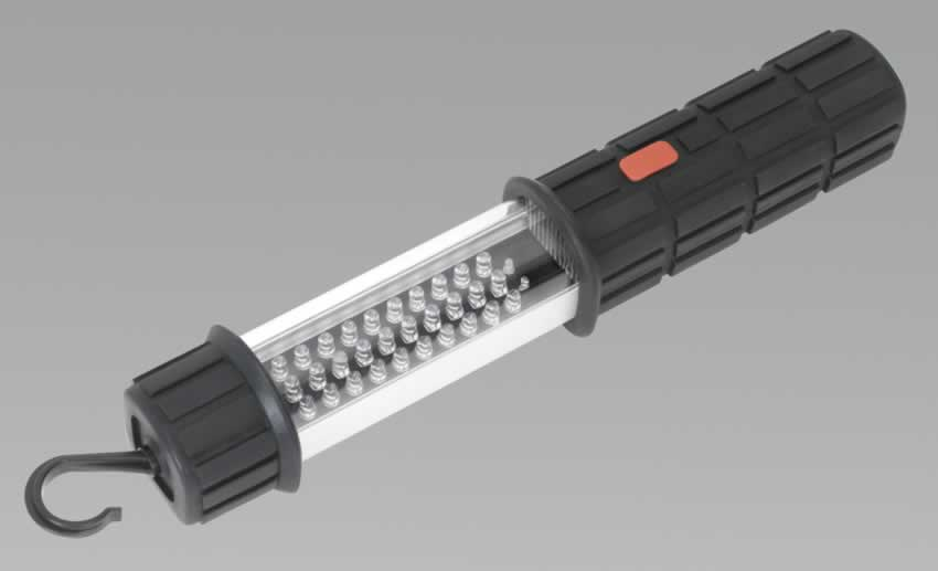 Cordless 30 LED Rechargeable Inspection Lamp