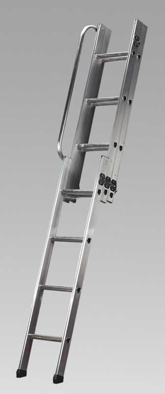 Loft Ladder 3-Section to BS7553