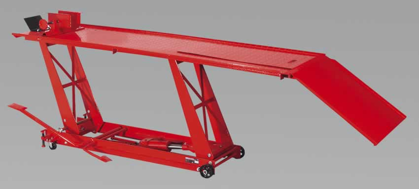 Motorcycle Lift Yankee 390kg Hydraulic