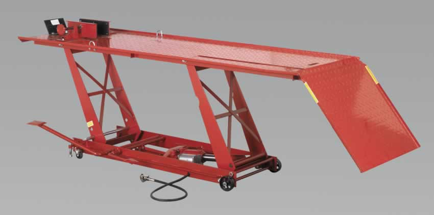 Motorcycle Lift Yankee 390kg Air/Hydraulic