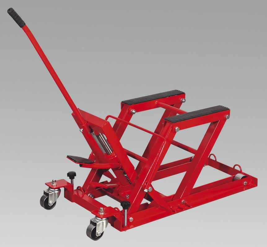 Motorcycle & Quad Lift Yankee 550kg Hydraulic