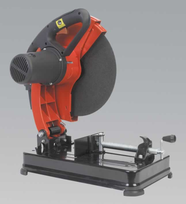 Cut-Off Machine 355mm 230V Portable