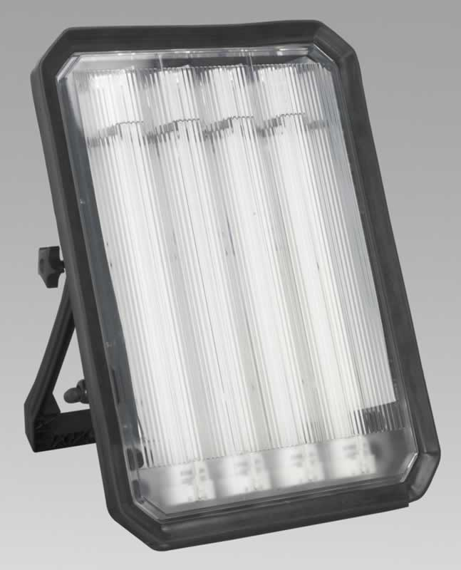 Workshop Floodlight 144Watt 230V with Power Take Off
