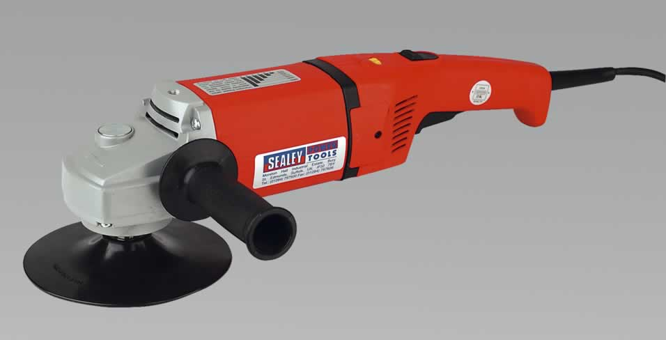 Sander/Polisher 170mm 6-Speed 230V Heavy-Duty