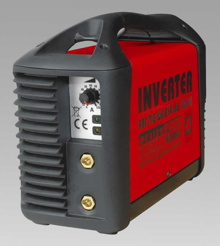 Inverter 130Amp 230V with Accessory Kit & Carry-Case