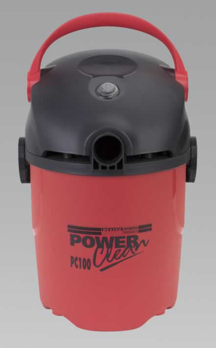 Vacuum Cleaner Wet & Dry 10ltr 1000W/230V
