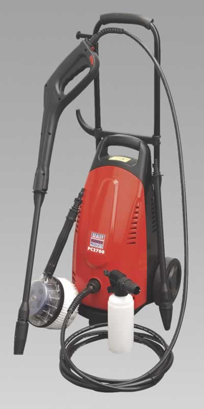 Pressure Washer 2950psi with TSS & Rotablast Nozzle 6ltr/Min 230V