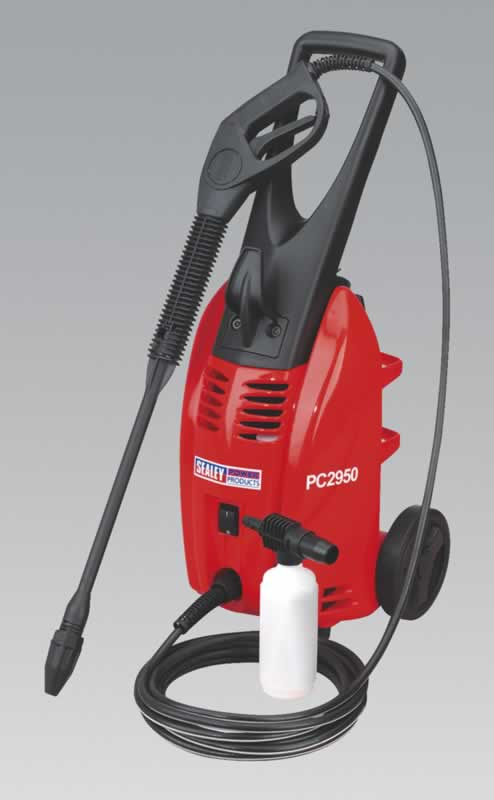 Pressure Washer 3200psi with TSS & Rotablast Nozzle 6.3ltr/Min 230V