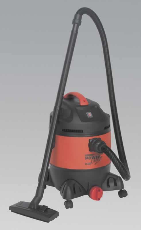 Vacuum Cleaner Wet & Dry 30ltr 1400W/230V  (E)