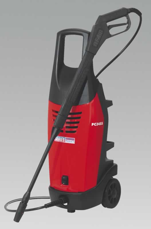 Pressure Washer 3450psi with TSS & Rotablast Nozzle 7.5ltr/min 230V