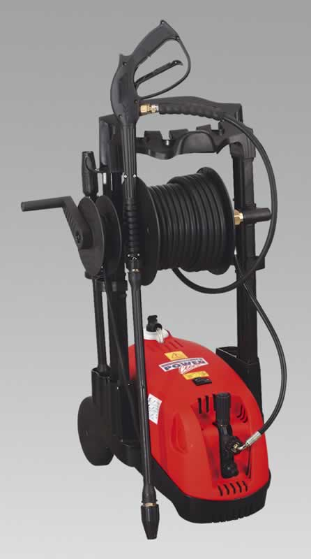 Pressure Washer 3700psi with TSS & Rotablast Nozzle 7.8ltr/min 230V
