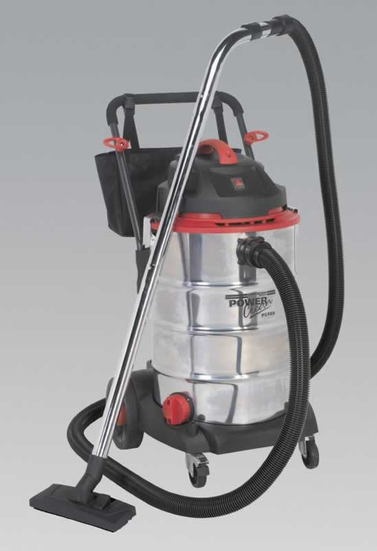 Vacuum Cleaner Wet & Dry 60ltr 1600W/230V