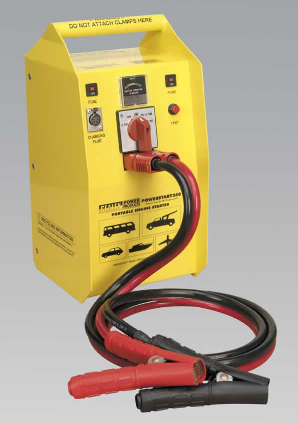 PowerStart Emergency Power Pack 350hp Start 12/24V