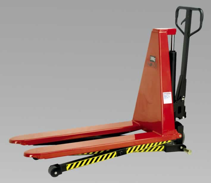 Pallet Truck 1000kg 1170 x 540mm High Lift