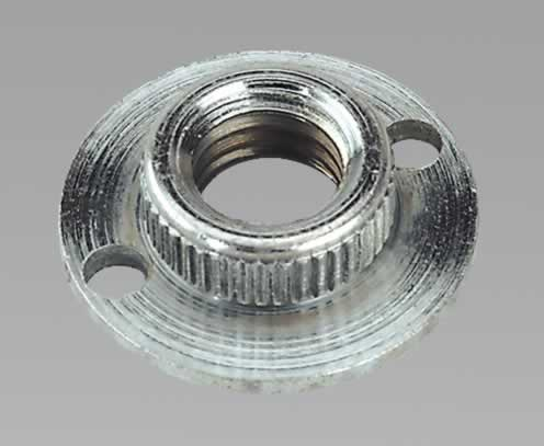 "Pad Nut for 170mm Backing Pad 5/8"" Thread"