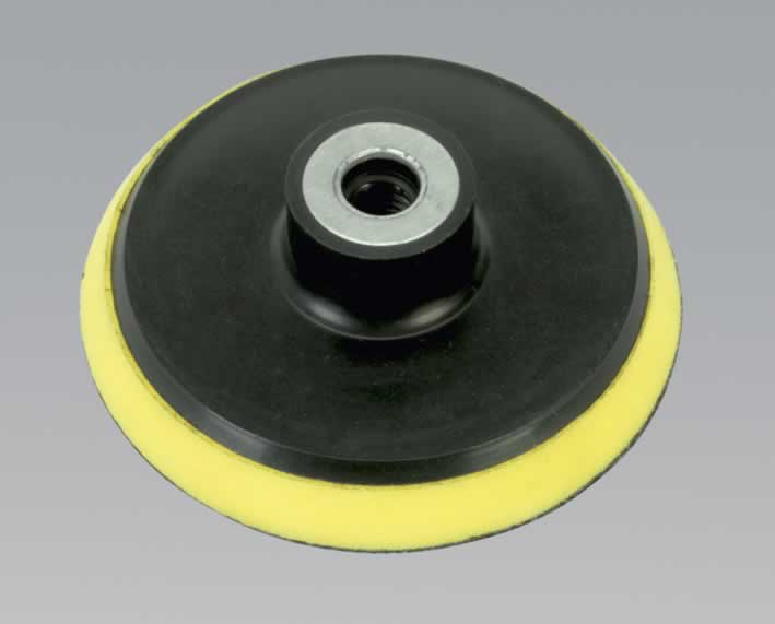 Hook & Loop Backing Pad 75mm x M10