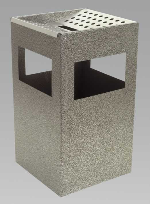 Cigarette Ashtray & Litter Bin Heavy-Duty