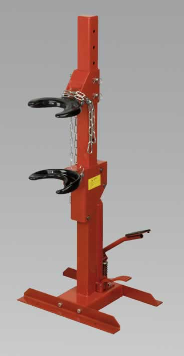 Coil Spring Compressing Station Hydraulic