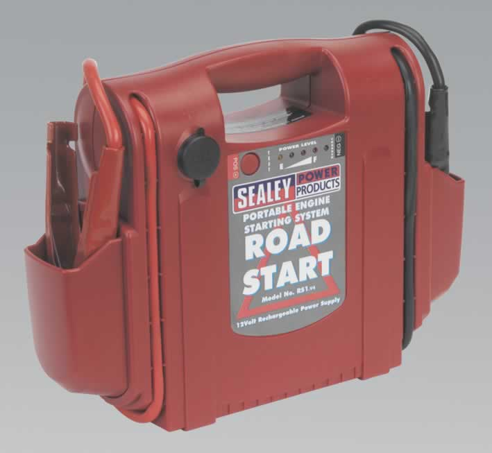 RoadStart Emergency Power Pack 12V 1000 Peak Amps