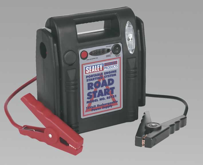 RoadStart Emergency Power Pack 12V 900 Peak Amps