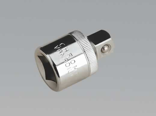 "Adaptor 1/2""Sq Drive Female to 3/8""Sq Drive Male"