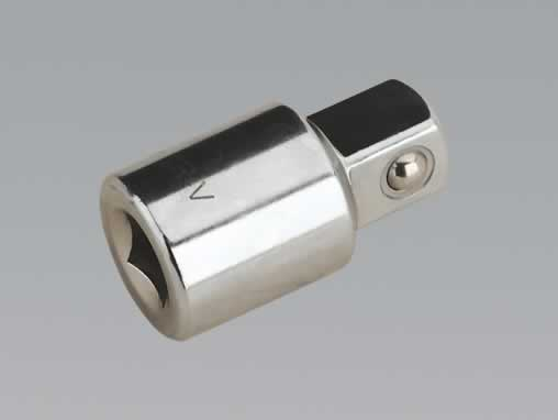"Adaptor 3/8""Sq Drive Female to 1/2""Sq Drive Male"