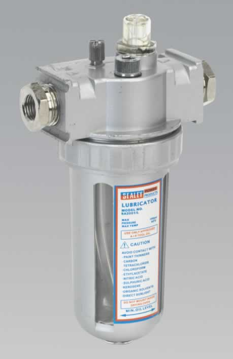 Air Lubricator Heavy-Duty