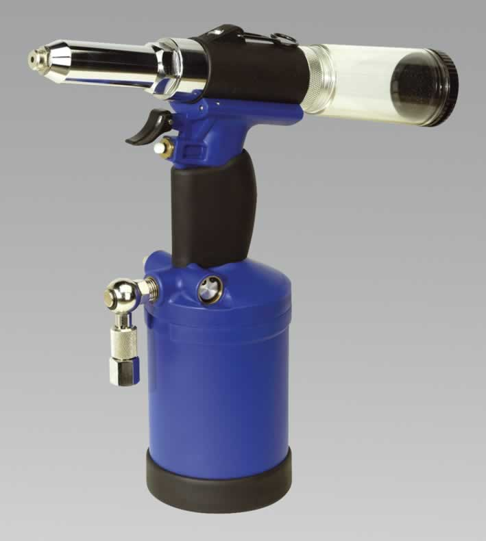 Air/Hydraulic Riveter Heavy-Duty Vacuum System
