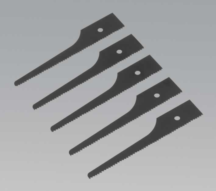 Air Saw Blade 18tpi Pack of 5   (CC)
