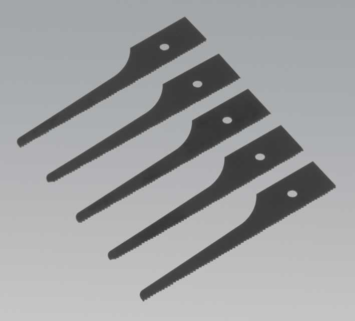 Air Saw Blade 24tpi Pack of 5