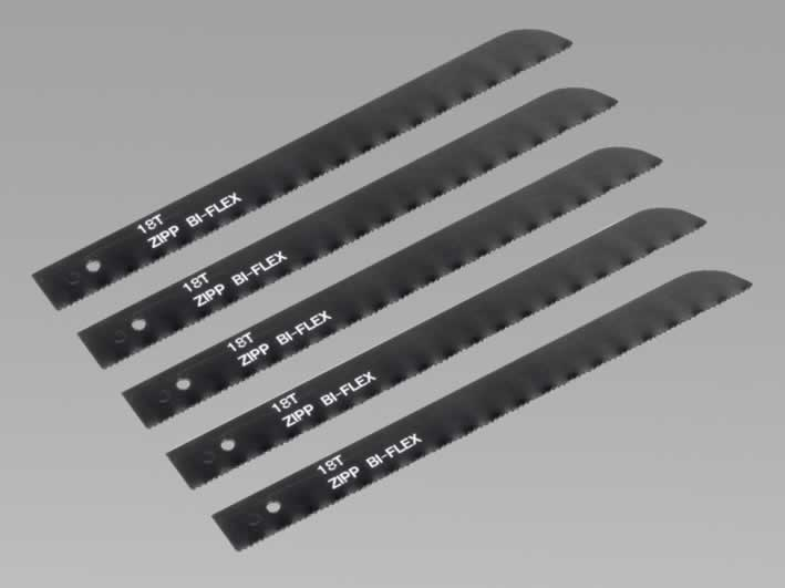 Air Saw Blade 18tpi Pack of 5