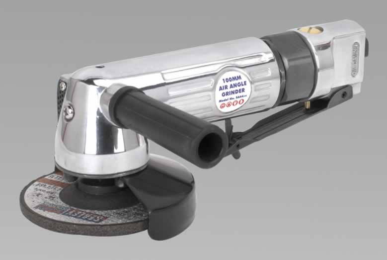 Air Angle Grinder 100mm Extra Heavy-Duty