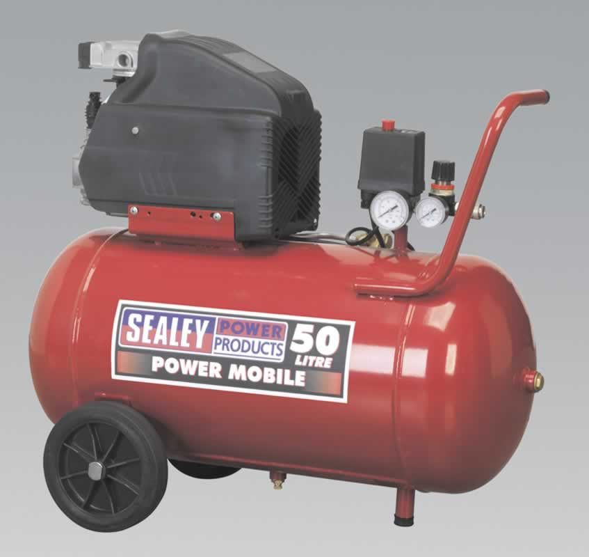 Compressor 50ltr Direct Drive 2.0hp