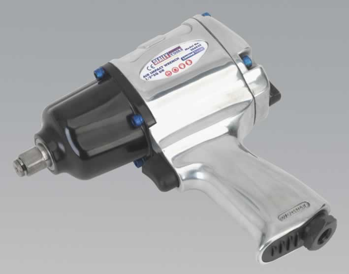 "Air Impact Wrench 1/2""Sq Drive Limited Torque"