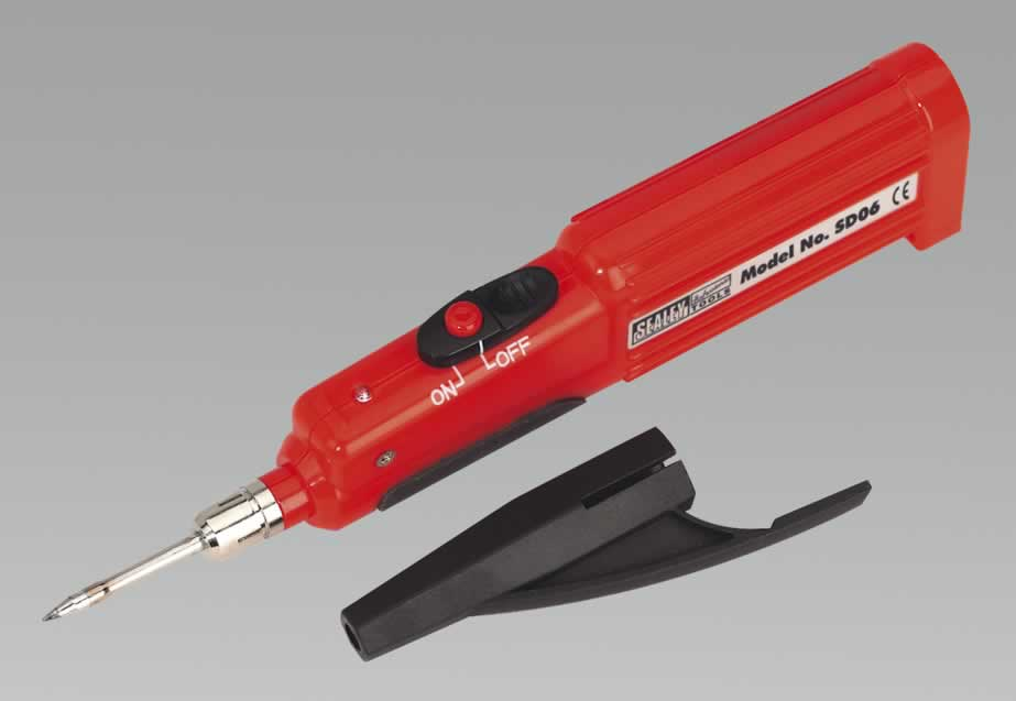 Soldering Iron 6W/3 x AA Cell