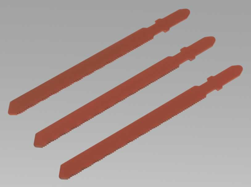 Jigsaw Blade 24tpi Pack of 3