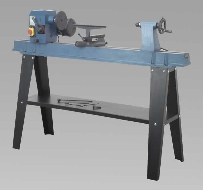 Wood Lathe 10-Speed 1100mm Centres     (AHC)