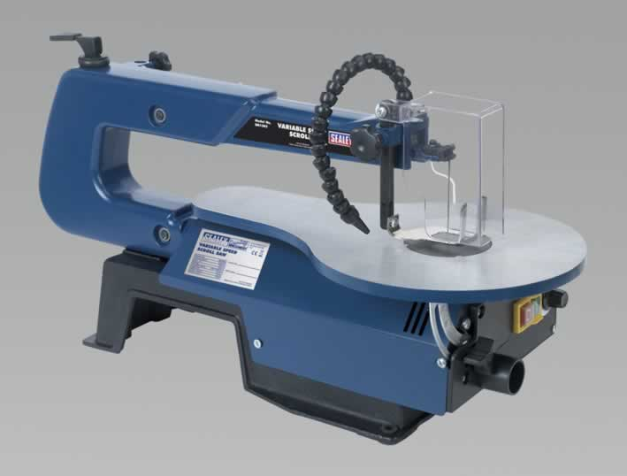 Variable Speed Scroll Saw 406mm Throat 230V
